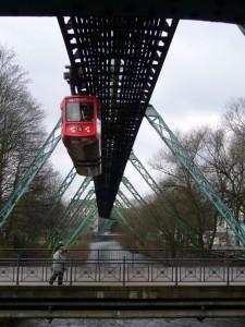 Suspension line Wuppertal