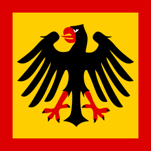 Flag of the German President