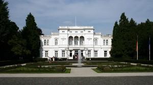 Villa Hammerschmidt Bonn Residence President of Germany